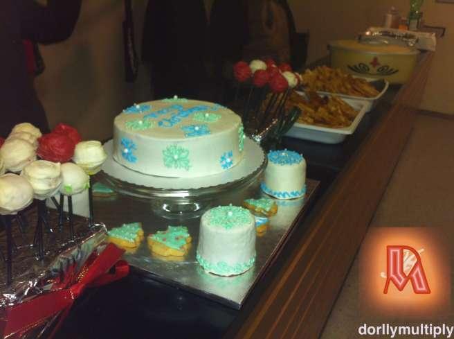 Birthday Cake for Kenet