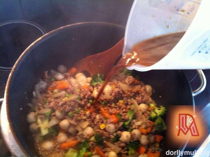 Rice Sticks Sauce Mix