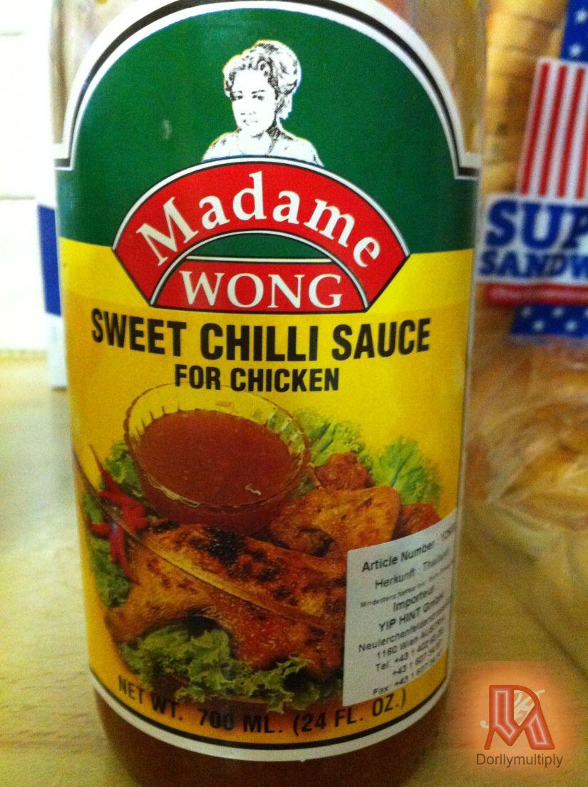 My Sweet Chili Sauce