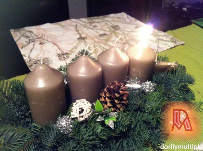 FIRST CANDLE LIGHTNING 1. ADVENT SUNDAY (Week)