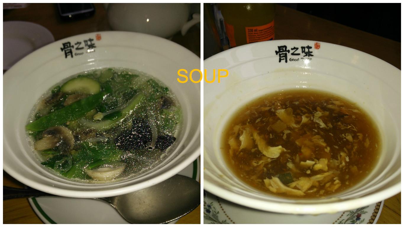 VEGAN and SAVORY Soup