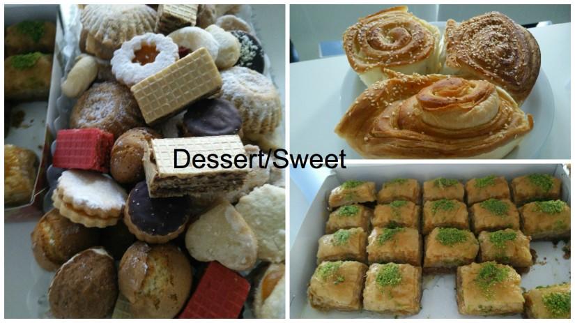 Dessert & Sweet